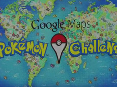 Google-Maps--Pokemon-Challe