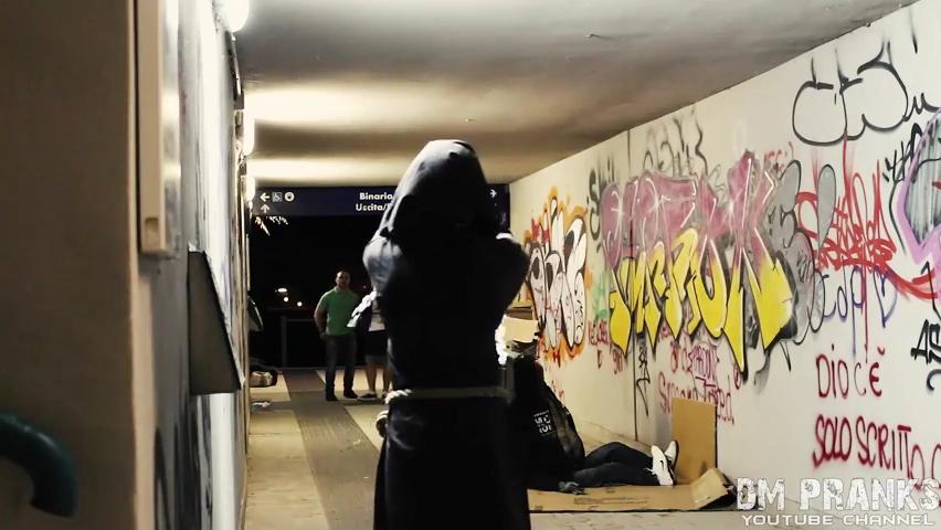 Telekinetic Priest Attack Scare Prank!.mp4_000100600