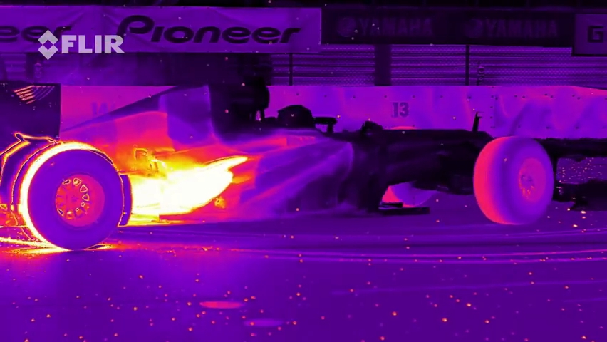 Red Bull Racing's RB8 Tearing it Up in Infrared.mp4_000030864