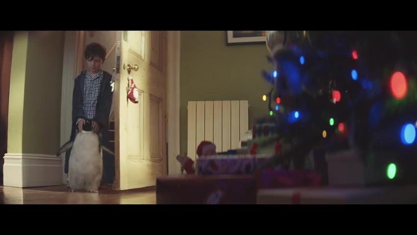 John Lewis Christmas Advert 2014 - #MontyThePenguin.mp4_000093560