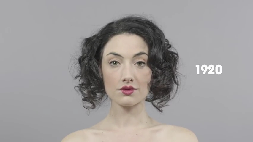 100 Years of Beauty in 1 Minute.mp4_000013471