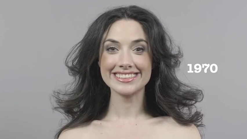 100 Years of Beauty in 1 Minute.mp4_000046254