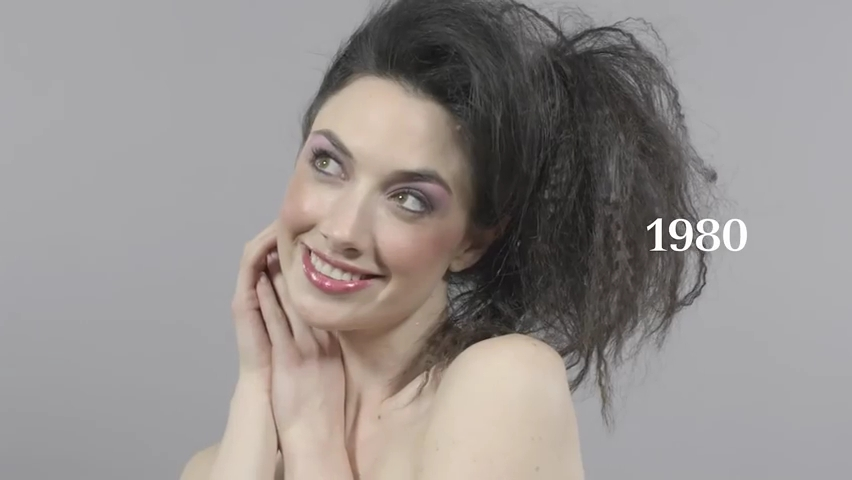 100 Years of Beauty in 1 Minute.mp4_000052052