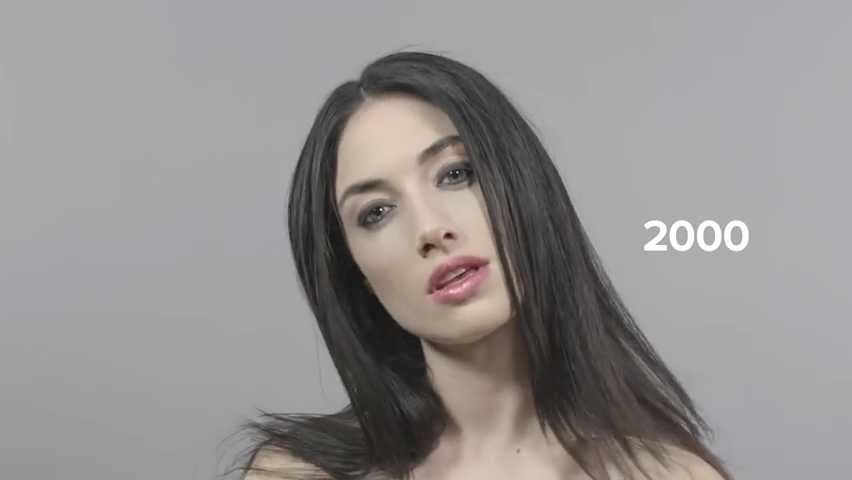 100 Years of Beauty in 1 Minute.mp4_000062479