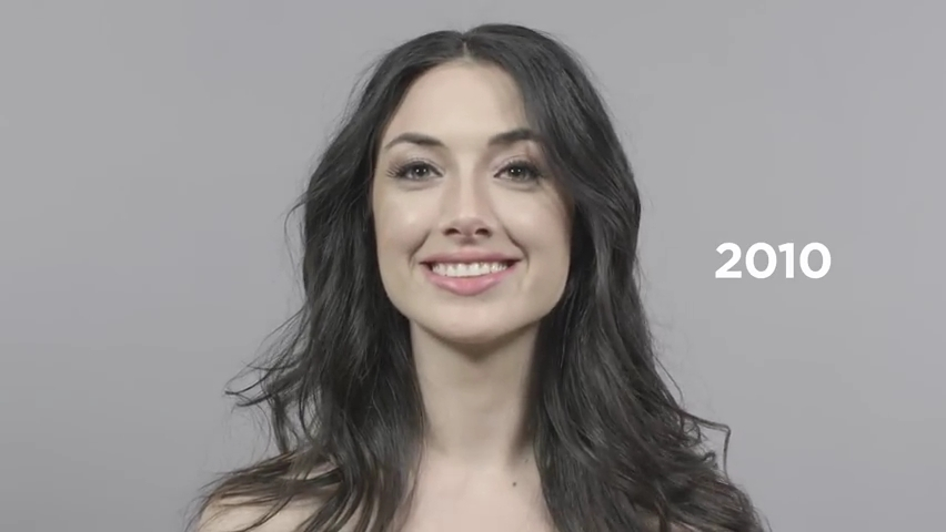 100 Years of Beauty in 1 Minute.mp4_000068276